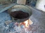 el tostado artesanal al fuego