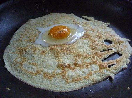 delicious savoury pancakes!