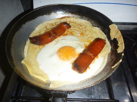 delicious xmas pancakes!