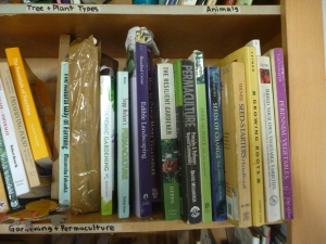 the permaculture section