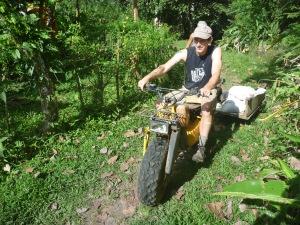2-wheel drive bike