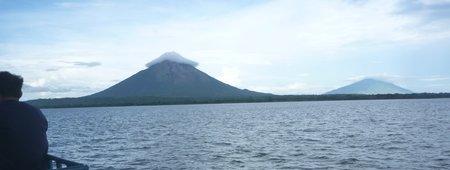 Ometepe, la isla de los dos volcanes