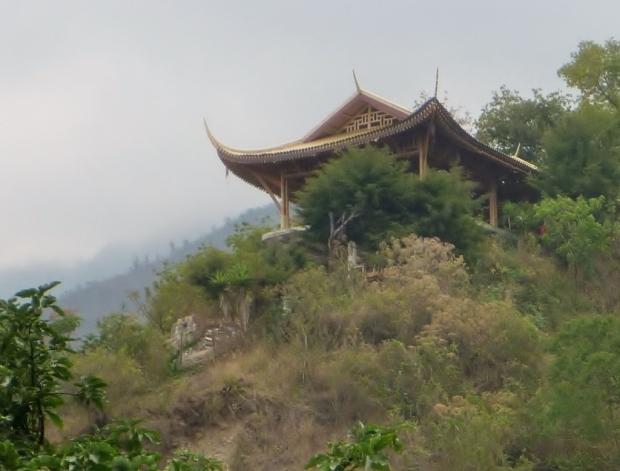 Tai Chi Tao Temple in San Marcos de Atitlán